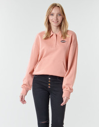 vaatteet Naiset Svetari Vans WM DOME GROWN POLO F Pink / Dawn
