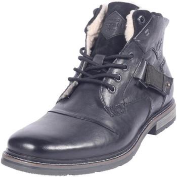 kengät Miehet Talvisaappaat Bugatti Vandal Ii Musta