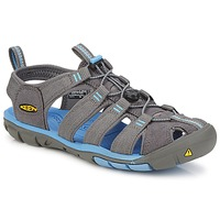 kengät Naiset Urheilusandaalit Keen CLEARWATER CNX W Grey / Blue
