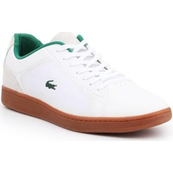 kengät Miehet Matalavartiset tennarit Lacoste Endliner 116 Valkoiset