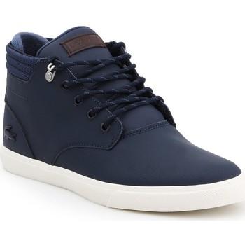 kengät Miehet Bootsit Lacoste Esparre Winter C 319 1 Cma Tummansininen