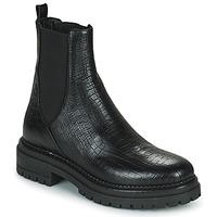 kengät Naiset Bootsit Minelli LAMINA Musta