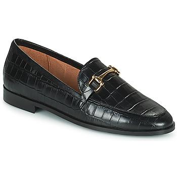 kengät Naiset Mokkasiinit Minelli AMINATA Musta