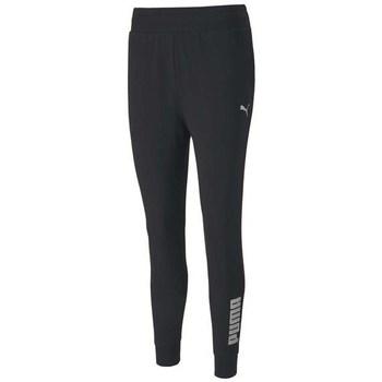 vaatteet Naiset Verryttelyhousut Puma Rtg Pants Mustat