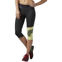 vaatteet Naiset Legginsit Reebok Sport 34 Spartan Race Grafiitin väriset