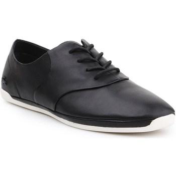 kengät Naiset Matalavartiset tennarit Lacoste Rosabel Lace Mustat
