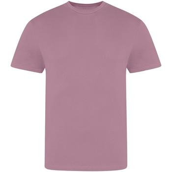vaatteet Miehet Lyhythihainen t-paita Awdis JT100 Dusty Purple