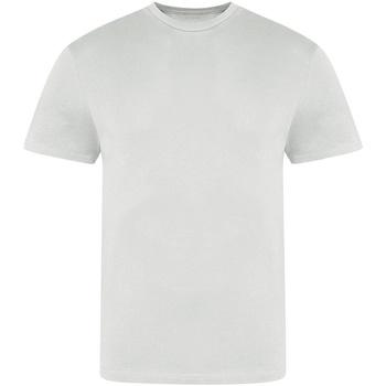 vaatteet Miehet Lyhythihainen t-paita Awdis JT100 Moondust Grey