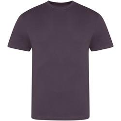 vaatteet Miehet Lyhythihainen t-paita Awdis JT100 Wild Mulberry