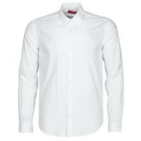 vaatteet Miehet Pitkähihainen paitapusero BOTD OMAN Valkoinen
