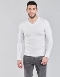 vaatteet Miehet Neulepusero BOTD OOMAN Valkoinen