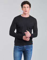 vaatteet Miehet Neulepusero BOTD OLDMAN Musta