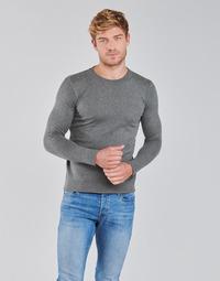 vaatteet Miehet Neulepusero BOTD OLDMAN Harmaa