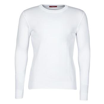 vaatteet Miehet Neulepusero BOTD OLDMAN Valkoinen