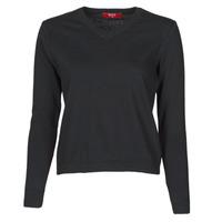 vaatteet Naiset Neulepusero BOTD OWOXOL Musta