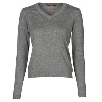 vaatteet Naiset Neulepusero BOTD OWOXOL Harmaa