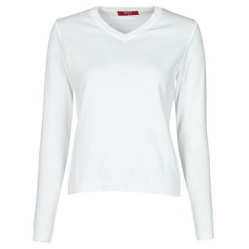 vaatteet Naiset Neulepusero BOTD OWOXOL Valkoinen