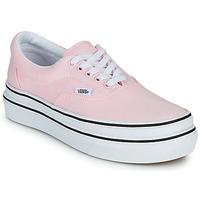 kengät Naiset Matalavartiset tennarit Vans  Pink