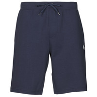 vaatteet Miehet Shortsit / Bermuda-shortsit Polo Ralph Lauren SHORT DE JOGGING EN DOUBLE KNIT TECH LOGO PONY PLAYER Laivastonsininen
