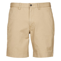 vaatteet Miehet Shortsit / Bermuda-shortsit Polo Ralph Lauren SHORT CHINO LOGO PONY PLAYER Beige