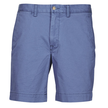 vaatteet Miehet Shortsit / Bermuda-shortsit Polo Ralph Lauren SHORT CHINO LOGO PONY PLAYER Sininen