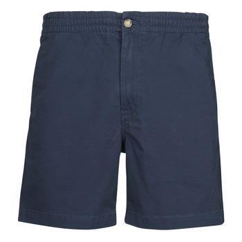 vaatteet Miehet Shortsit / Bermuda-shortsit Polo Ralph Lauren SHORT PREPSTER AJUSTABLE ELASTIQUE AVEC CORDON INTERIEUR LOGO PO Laivastonsininen