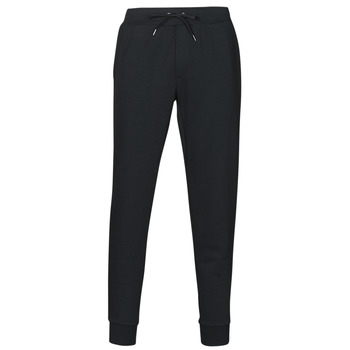 vaatteet Miehet Verryttelyhousut Polo Ralph Lauren PANTALON DE JOGGING EN DOUBLE KNIT TECH LOGO PONY PLAYER Black