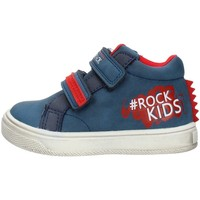 kengät Pojat Korkeavartiset tennarit Lumberjack SB55012004S03 Blue