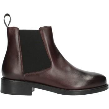 kengät Naiset Bootsit Frau 98L3 Bordeaux