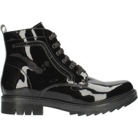 kengät Tytöt Bootsit NeroGiardini I031652F Black