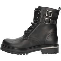 kengät Tytöt Bootsit NeroGiardini I031740F Black