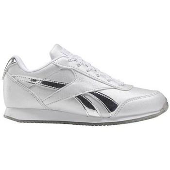 kengät Lapset Matalavartiset tennarit Reebok Sport Royal CL Jogger Valkoiset