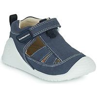 kengät Pojat Sandaalit ja avokkaat Biomecanics 202211 Sininen