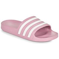 kengät Naiset Rantasandaalit adidas Performance ADILETTE AQUA Vaaleanpunainen