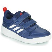 kengät Lapset Matalavartiset tennarit adidas Performance TENSAUR C Sininen / Tumma