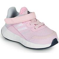 kengät Tytöt Matalavartiset tennarit adidas Performance DURAMO SL I Pink