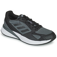 kengät Naiset Juoksukengät / Trail-kengät adidas Performance RESPONSE RUN Musta