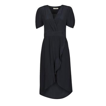 vaatteet Naiset Pitkä mekko See U Soon 21121204 Laivastonsininen