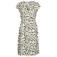 vaatteet Naiset Lyhyt mekko See U Soon 21122122 Beige / Khaki