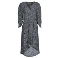 vaatteet Naiset Pitkä mekko See U Soon 21121030 Harmaa