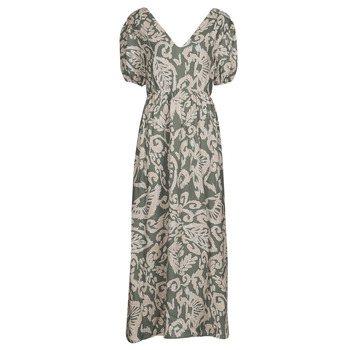 vaatteet Naiset Pitkä mekko See U Soon 21122125 Monivärinen