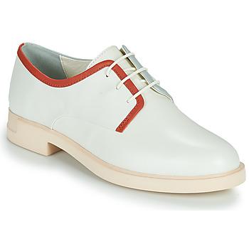 kengät Naiset Derby-kengät Camper TWINS Valkoinen