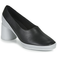 kengät Naiset Korkokengät Camper UPRIGHT Black / White