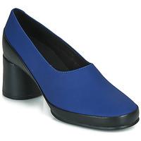 kengät Naiset Korkokengät Camper UPRIGHT Blue / Black