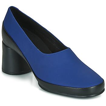 kengät Naiset Korkokengät Camper UPRIGHT Sininen / Musta