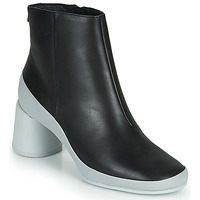 kengät Naiset Nilkkurit Camper UPRIGHT Musta / Valkoinen
