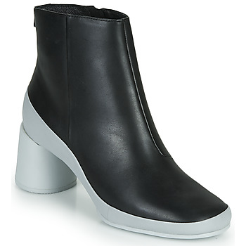 kengät Naiset Nilkkurit Camper UPRIGHT Black / White
