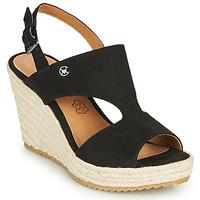 kengät Naiset Sandaalit ja avokkaat Chattawak JACINTHE Musta