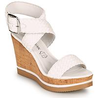 kengät Naiset Sandaalit ja avokkaat Chattawak JANE Valkoinen