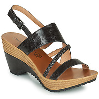 kengät Naiset Sandaalit ja avokkaat Chattawak JULIETTE Musta